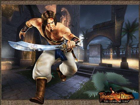 Прохождение игры принц персии 1